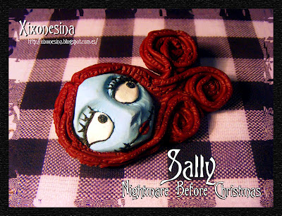 Sally, Nightmare Before Christmas, Pesadilla Antes de Navidad