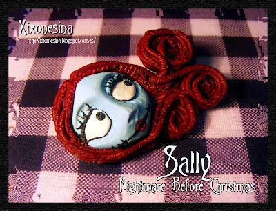 Sally, Nightmare Before Christmas, Pesadilla Antes de Navidad