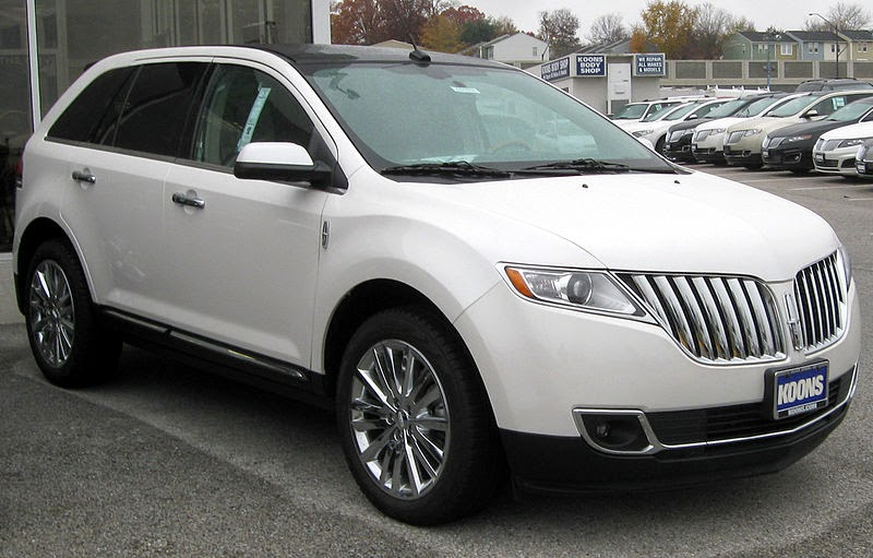 LINCOLN MKX 2014 - See HD WallpapeR