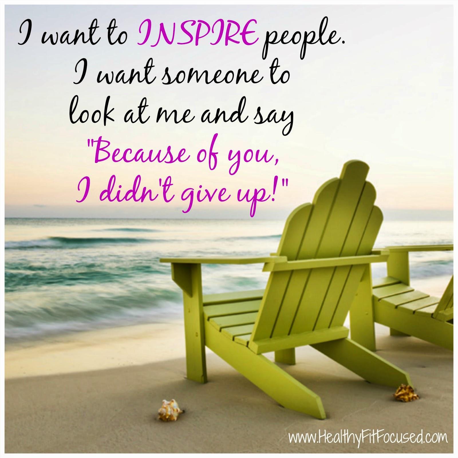 Beachbody Coaching, Inspire others