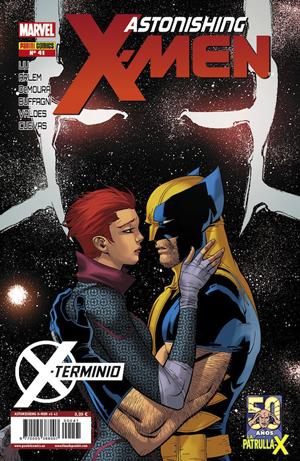 Astonishing X-Men v3, 41