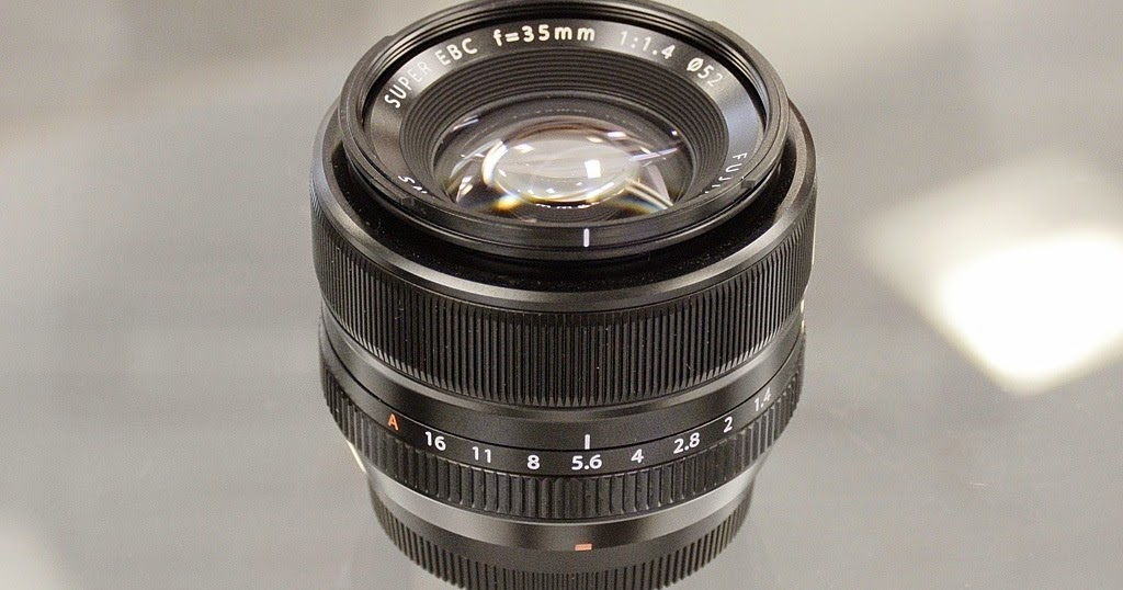 Fujifilm 35mm f/1.4 XF R Review