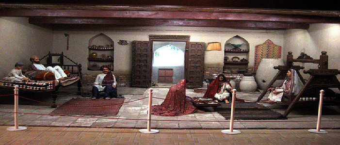 Sindh Museum Hyderabad