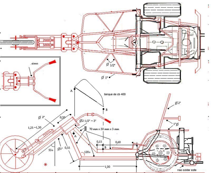 free vw trike plans motorcycle Quotes