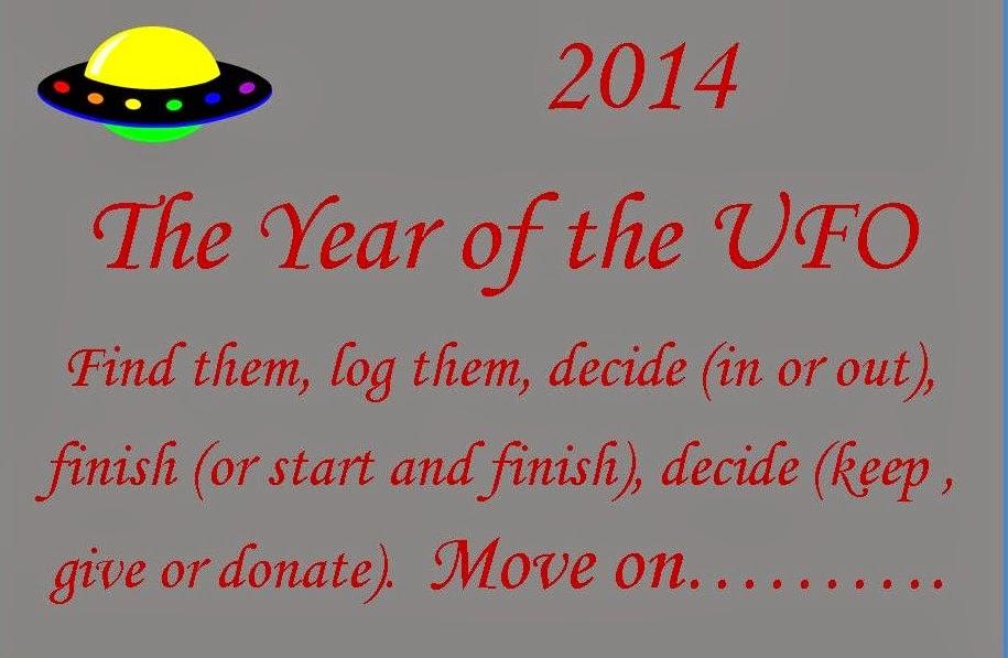 2014 UFO Goal