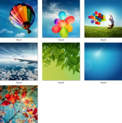 Samsung Galaxy S4 pre-installed wallpapers for you