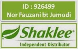 Saya pengedar Shaklee untuk Kuantan Seluruh Malaysia