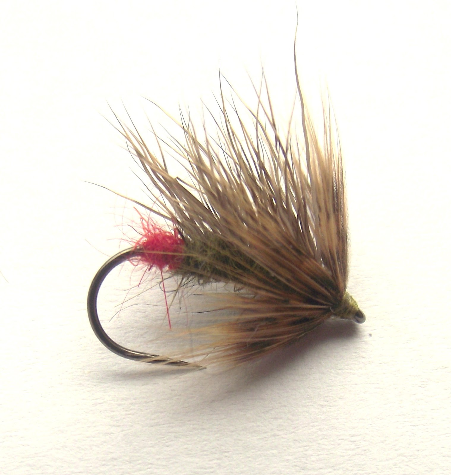 Piscari fly sedgehogs for Fly fishing flys
