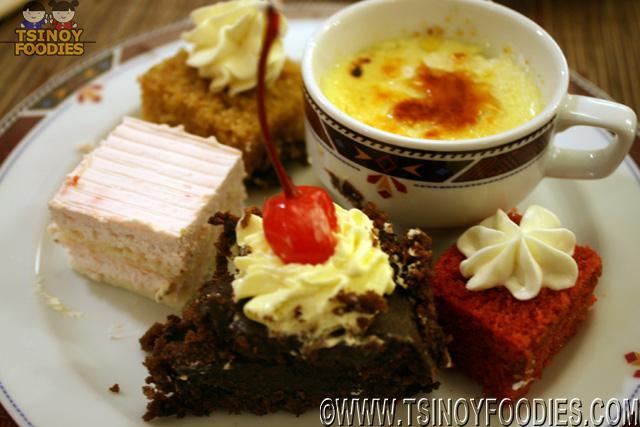 latitude desserts