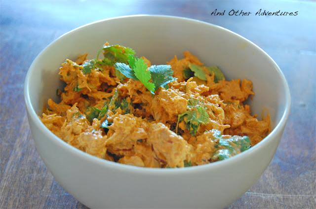 And Other Adventures: Cajun Chicken Salad