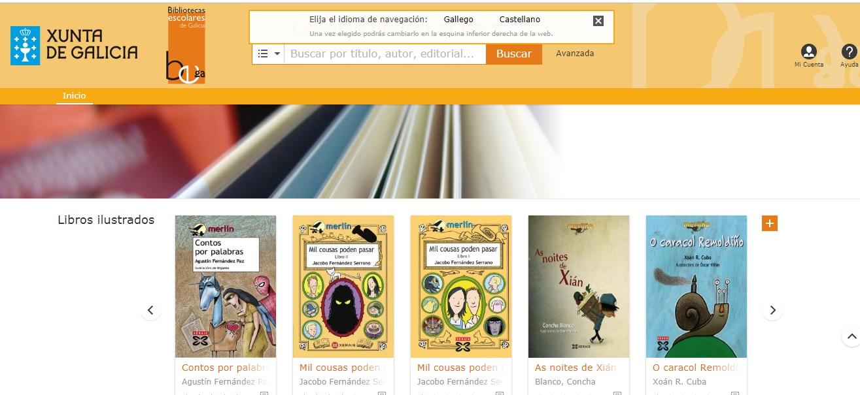 Catalogo de Libros electrónicos
