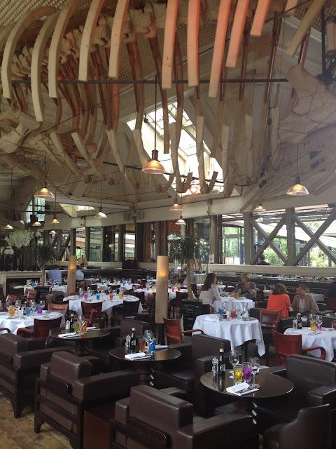 Restaurant italien Neuilly Le Café de la Jatte