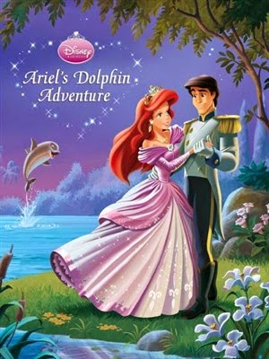 The Little Mermaid: Ariel's Dolphin Adventure by Lyra Spenser