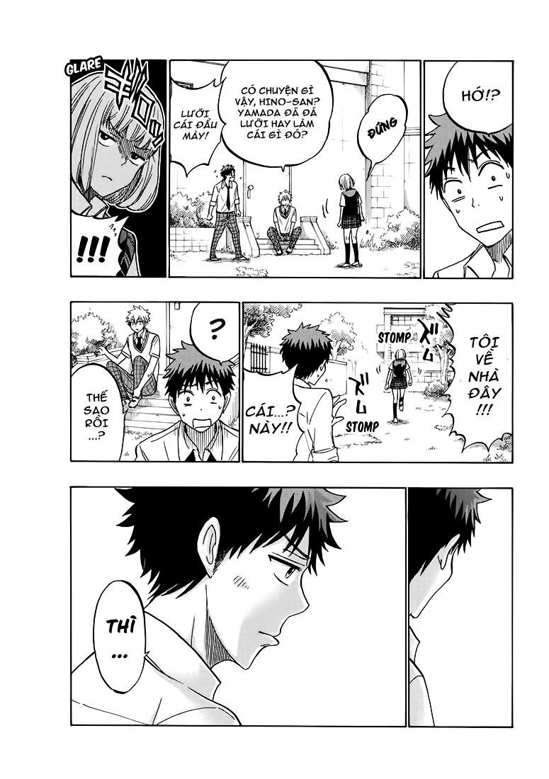Yamada-kun to 7-nin no majo chap 213 page 17 - IZTruyenTranh.com