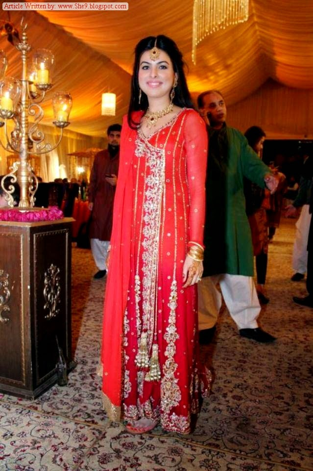 Mehvish Khan Bridal-Formal-Pret-Signature