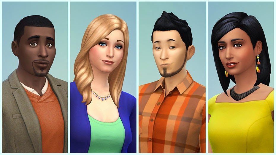 THE SIMS 4 : DIGITAL DELUXE EDITION - PCGAMEDOWNLOAD.TODAY