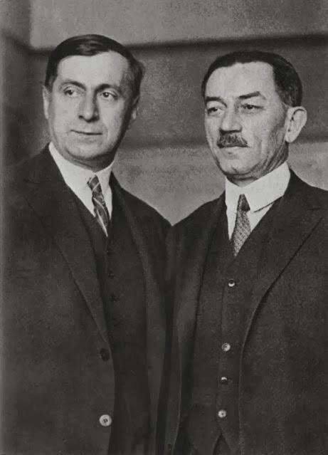 Jovan Dučić i Milan Rakić