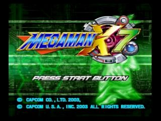 megaman x7 pc download