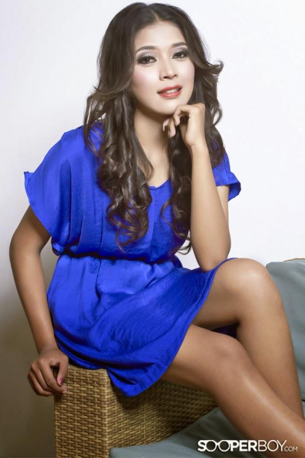 Ninih Getuk, Model Cantik