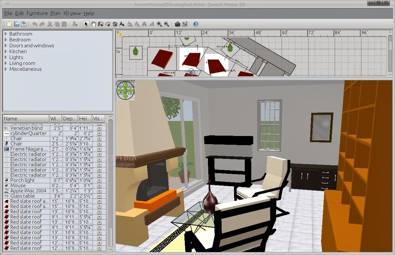 ... dalam tutorial cara membuat denah rumah ini kita akan membuat 2 kamar