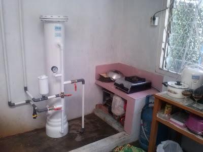 Filter Air_Saringan Air_Penjernih Air_Bekasi_Jakasampurna_Taman Galaxy