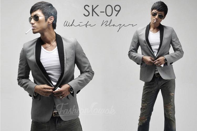 FASHION COWOK | Toko Jaket Online | Jaket Crows Zero | Jaket Korean Style | jual murah Slim Fit Korean Blazer  | Jaket National Geographic