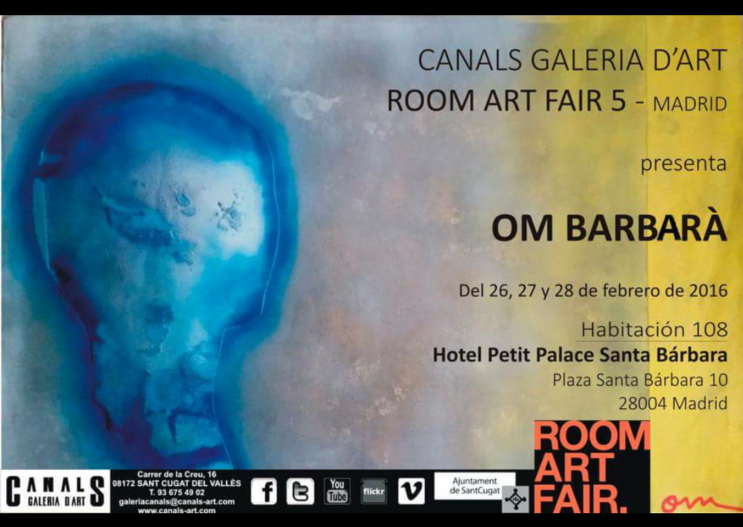 Om Barbarà en Room Art Fair