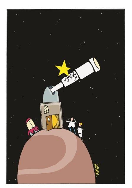 Telescopio estrellado