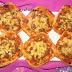 بيتزا بطريقة الرغايف