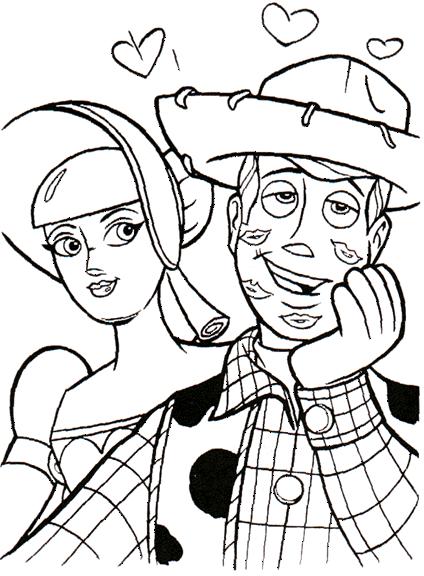 Toy Story para dibujar pintar colorear imprimir recortar y pegar ...