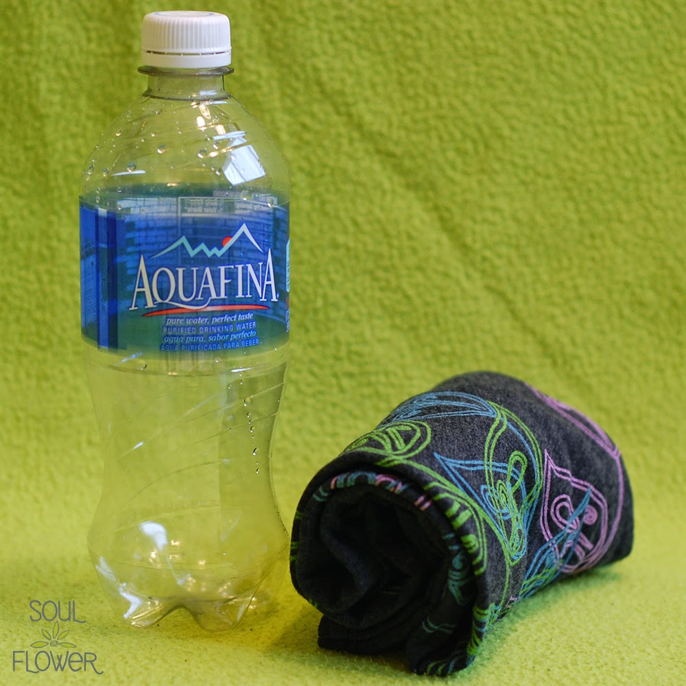 2 plastic bottle mail - 13 Oz or Less - A Recycled Bottle Mailer DIY