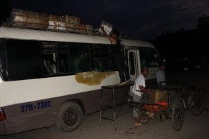 The bus from Điện Biên to Mường Tè