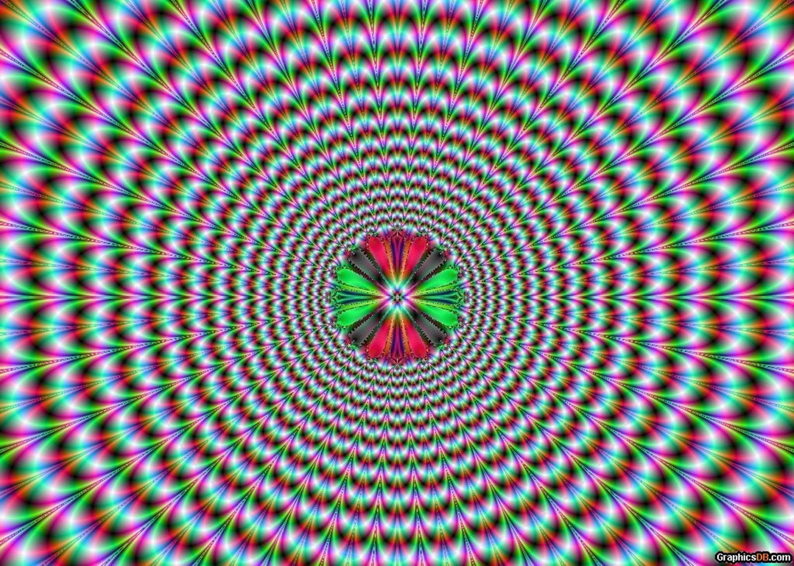 Welcome: optical illusions