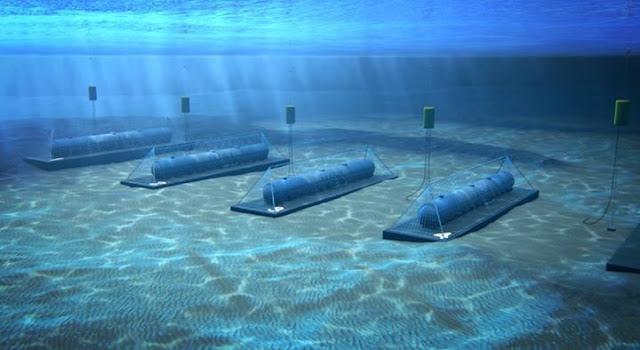 Reaktor Nuklir bawah laut DCNS Perancis
