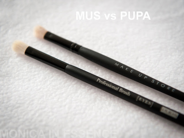 pupa, make up store