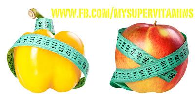 Tip diet mudah dan berkesan