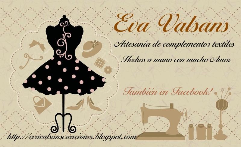 Eva Valsans creaciones