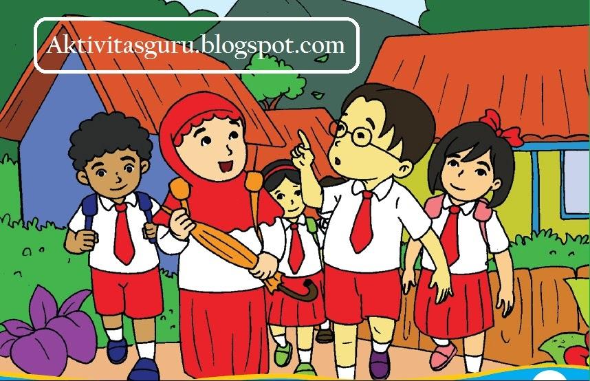 Soal UAS  bahasa indonesia  kelas 1 semester 2 ktsp 2006