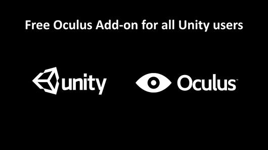 Free Oculus Plugine For Unity Users