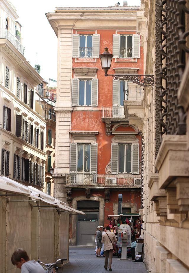 Spaziergang durch Rom mit Kindern