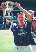 Richard Gough, One of Scotlands bravest ever Defenders