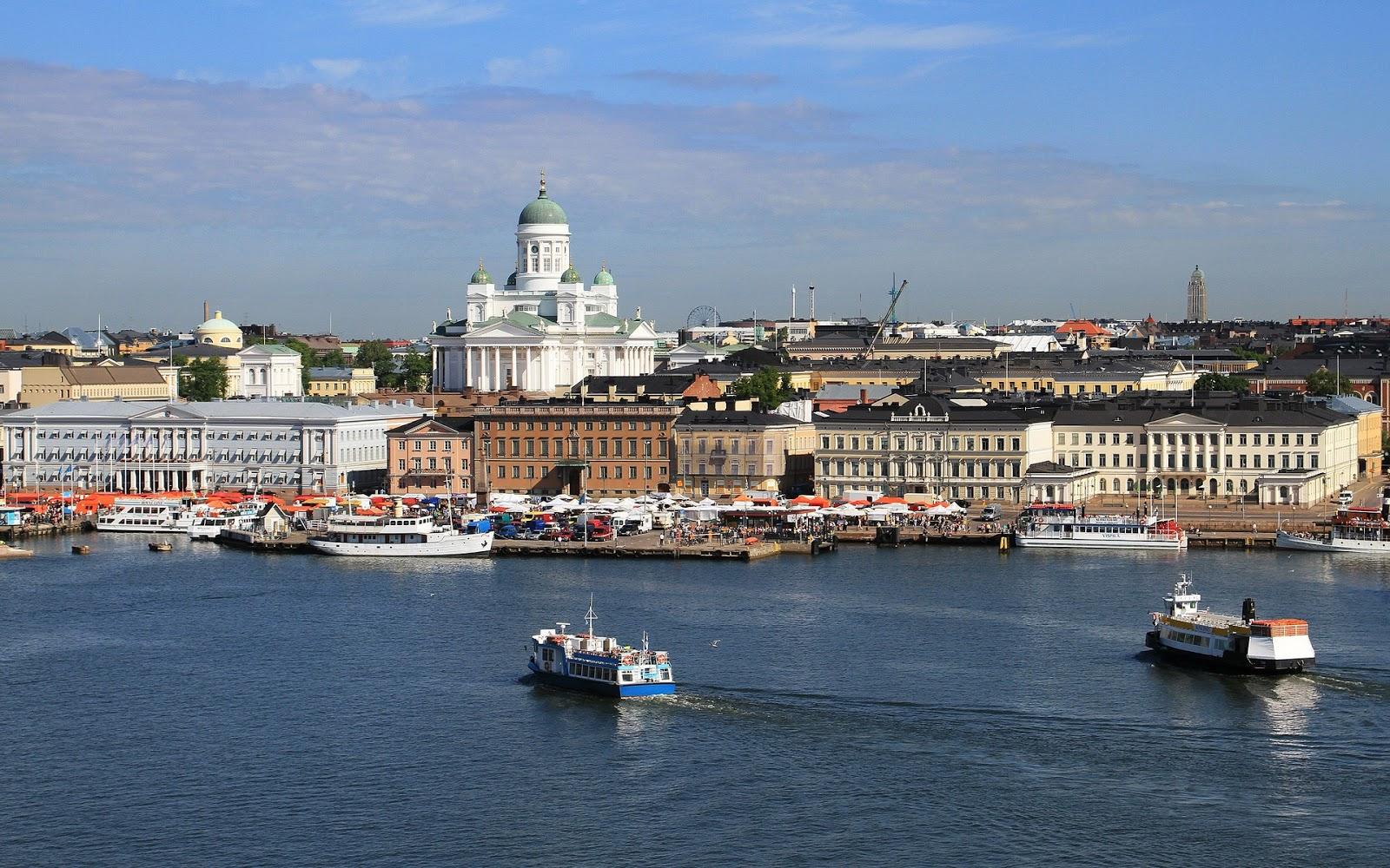Finland Tourist Destinations