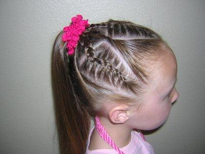 Peinadozs de nii a on pinterest little girl hair kid - Peinados para ninas ...
