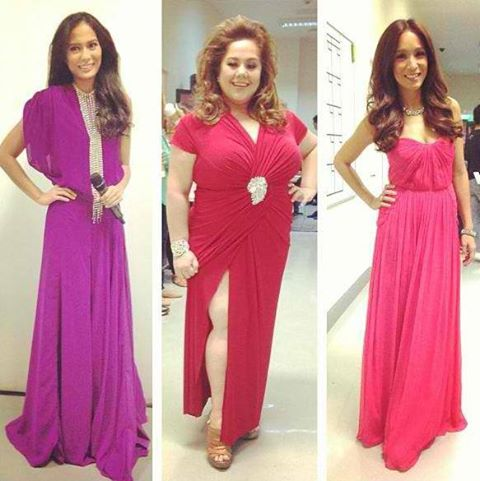Fashion PULIS: Fairest of Them All: Isabelle Daza, Ruby Rodriguez ...