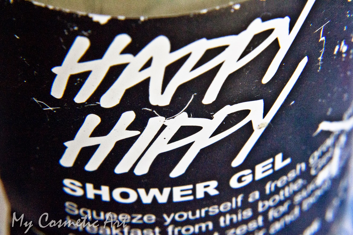 Happy Hippy gel de ducha Lush