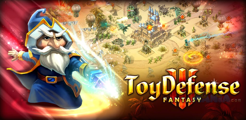 Toy Defense 3: Fantasy v1.3 APK+DATA