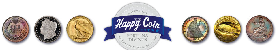 The Happy Coin | Rare & Collectible Coin Blog