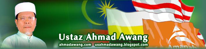 Ustaz Ahmad Awang