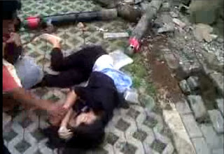 Foto Dan Video Kecelakaan Maut Xenia