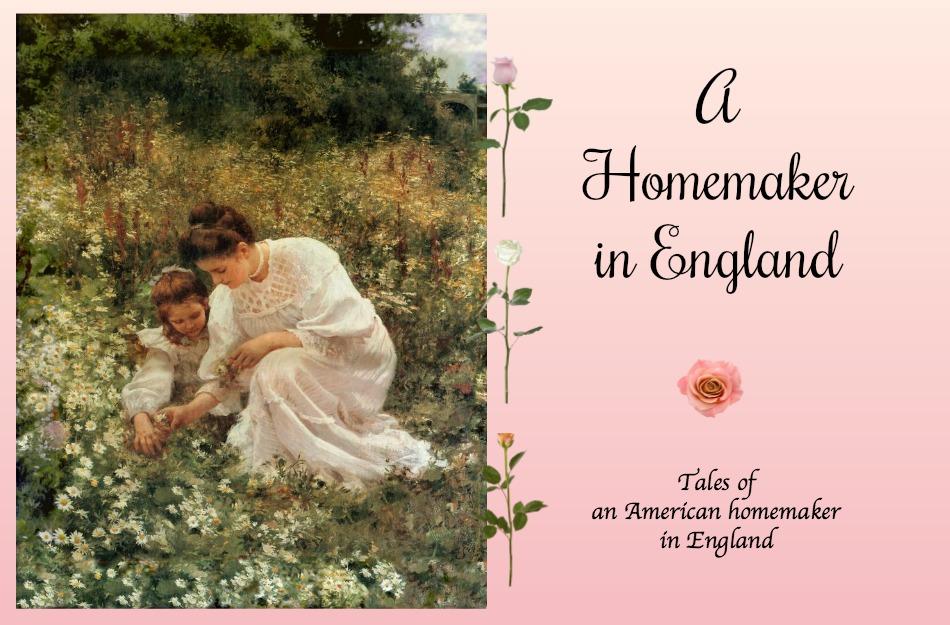 A Homemaker in England